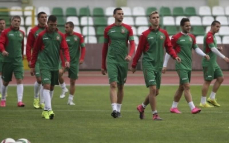 Резерви на Лудогорец и Левски в групата за мачовете с Уелс и Люксембург