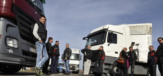 Губим 100 милиона лева от блокада на гръцката граница