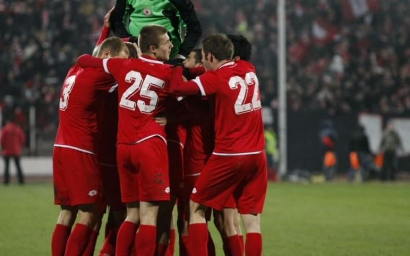 ЦСКА превзе Стара Загора, на крачка от финал е