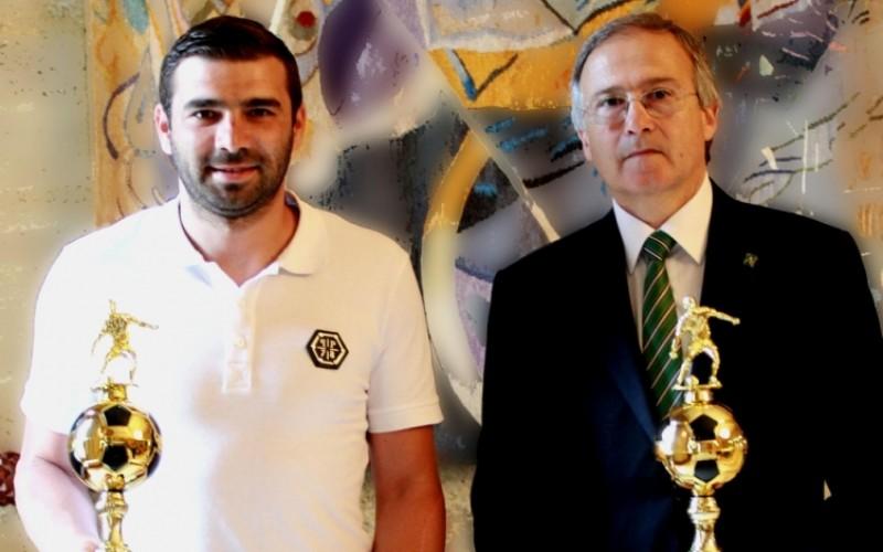 Владо Стоянов стана Футболист на футболистите (СНИМКИ)
