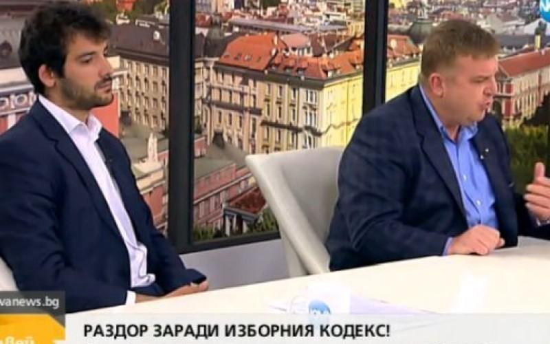 Каракачанов: Нямаме място в мнозинството, ако се върне старият Изборен кодекс