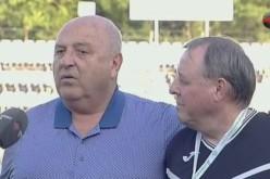 Венци Стефанов хапе: Левски и Берое се прегърнаха братски