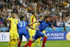 Румъния измъчи Франция в мача на откриването