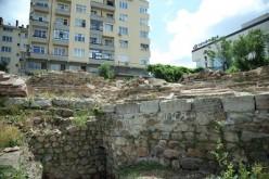 """Археологически парк """"Западна порта на Сердика"""" показва древната история на София"""