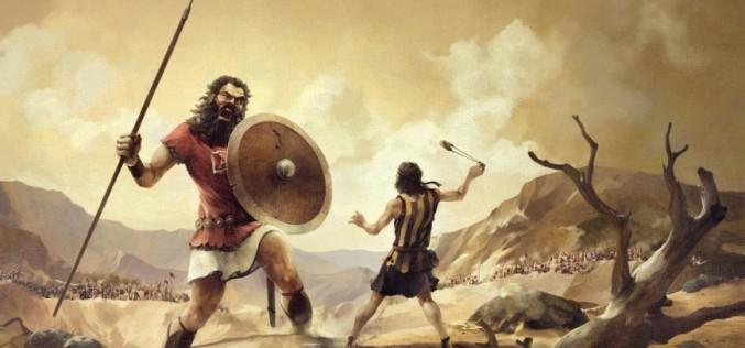 Разкриха тайни на библейския народ на Голиат