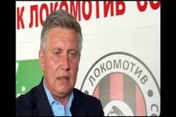 """Иван Василев: Бъдещето на Локомотив е в """"А"""" група"""