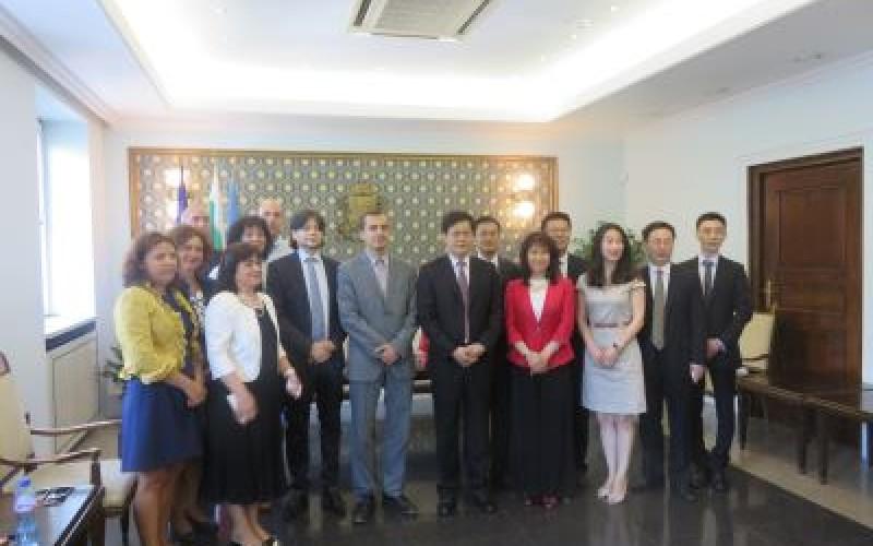 София и Пекин подписаха меморандум за сътрудничество