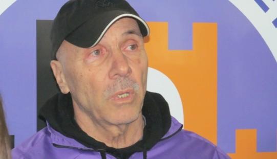 Футболният Генерал Георги Василев: Котенце ми помогна срещу Глазгоу Рейнджърс