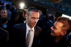 Словенец стана президент на УЕФА