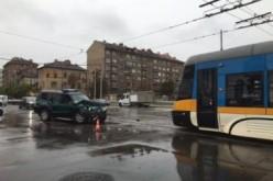 Полски офицери ранени при катастрофа с трамвай в София