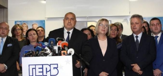 Бойко Борисов подаде оставка, чакат ни предсрочни избори