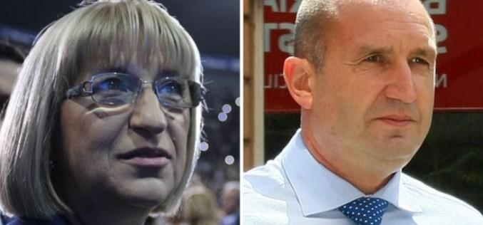 Румен Радев е новият президент на България!