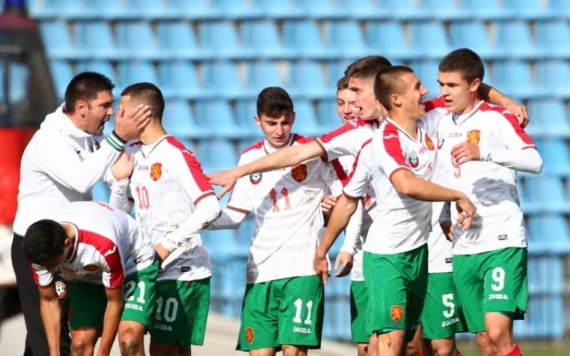 Треньорът на юношеските национали Ангел Стойков: Този отбор още ще ни радва