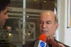Ирански футболен бос удари журналист в слабините (ВИДЕО)