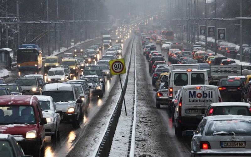 Поне 15 прости решения за намаляване задръстванията в София и не само