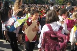 130 000 ученици тръгнаха на училище в София