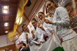 Националите с отлично представяне на Световното по Карате