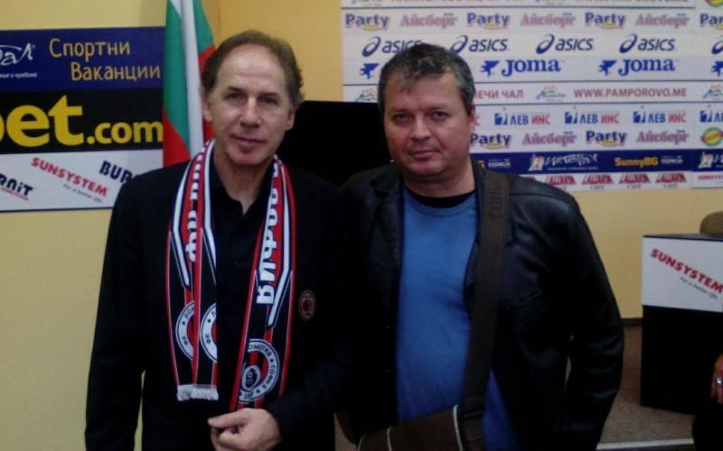 """Франко Барези пред """"Витоша Нюз"""": Милан на Саки е №1 в историята"""