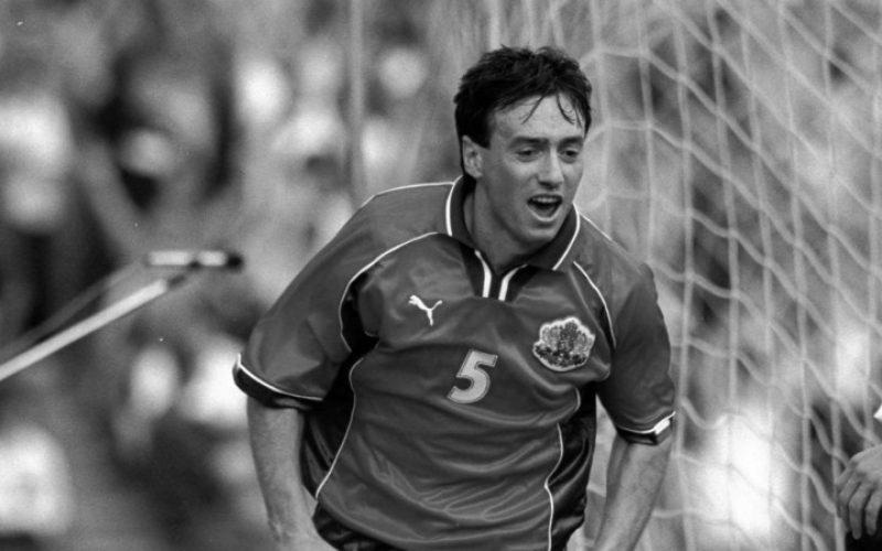 Байерн искаше Георги Марков за заместник на Матеус, вкара гол на Англия, беше готов да се сбие с цялата пернишка агитка (ВИДЕО)