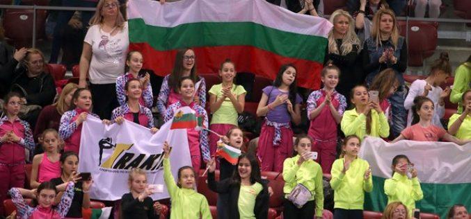 Кмет и министър откриха Световната купа по художествена гимнастика