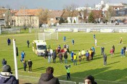 Пореден ужас! Хърватски футболист умря по време на мач!