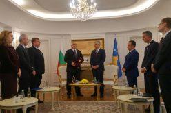 Косово награди премиера Борисов с Ордена на независимостта (ВИДЕО)