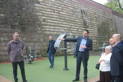 Инж. Димов се срещна с кмета на Първи район в Будапеща