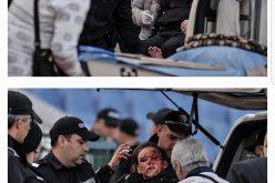 Кървав инцидент помрачи дербито