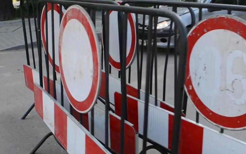 Футболното дерби блокира центъра на София
