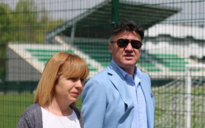 Кметът на София и шефът на футбола обсъдиха сигурността по стадионите