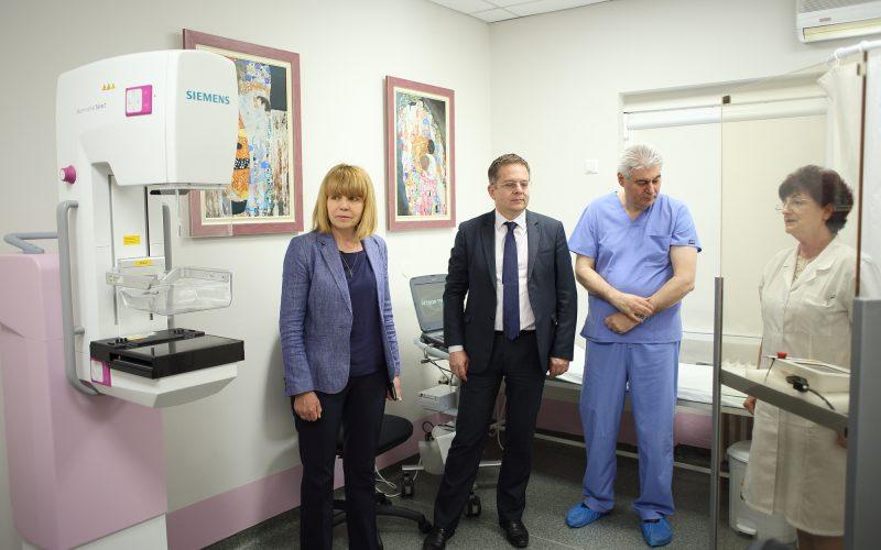 "СО инвестира около 1 милион лева в болница ""Шейново"""