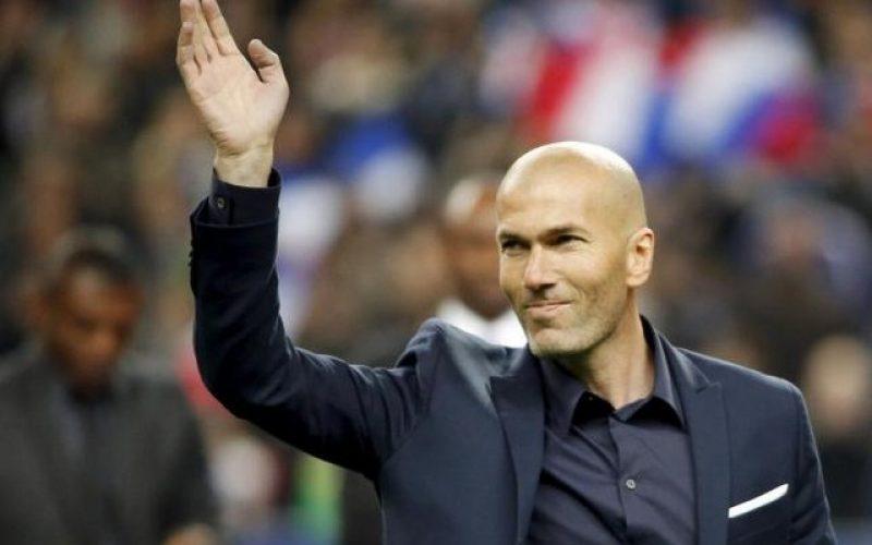 Сензационно: Зидан вече не е треньор на Реал (Мадрид)!