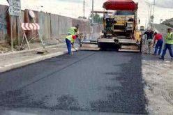 Завърши полагането на асфалта по локалите на Северна скоростна тангента