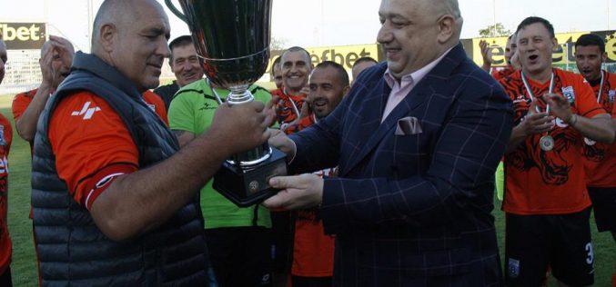 Хеттрик на премиера направи Бистришките тигри шампиони