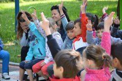 """Посланик на детската книга"" гостува в 24-а детска градина (СНИМКИ)"