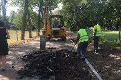 Стартира ремонт на Северния парк в столицата
