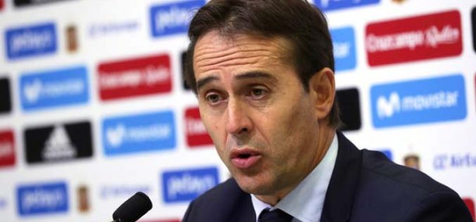 Испания изгони Лопетеги заради Реал (Мадрид)! Вижте кой го смени