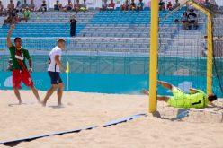 Националите по плажен футбол стигнаха финалите в Евролигата