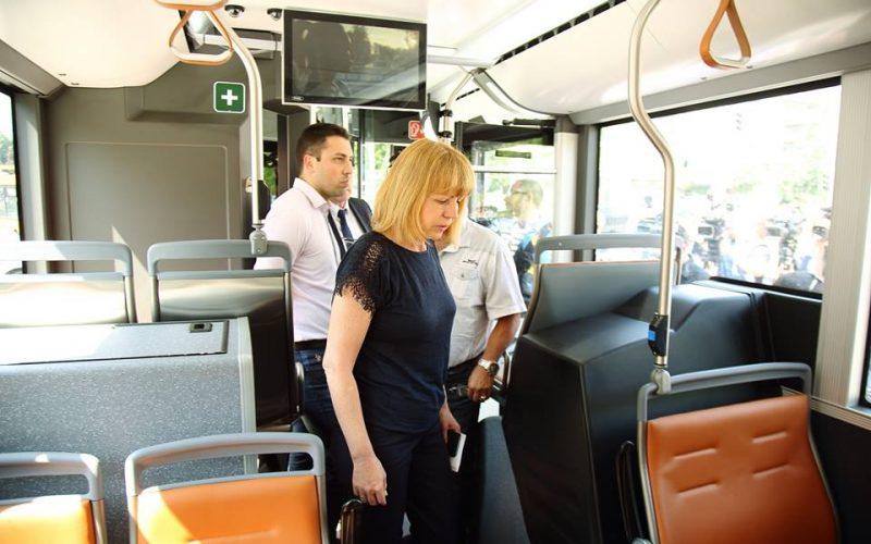 София купува 10 реновирани автобуса за Витоша
