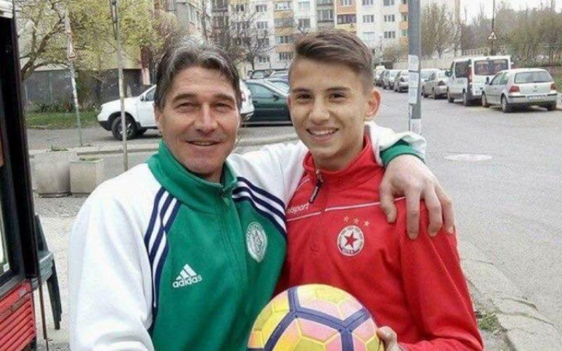 Братът на Стоичков за кончината на Софийския Чико: Не спирам да плача…