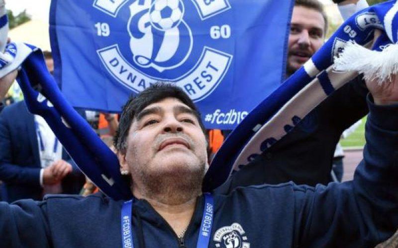 Фалшив Марадона ядоса дон Диего