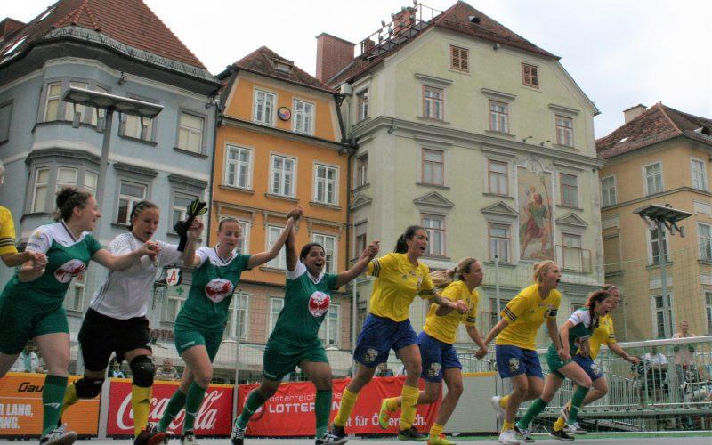 България завърши трета на Европейски стрийт футбол фестивал 2018
