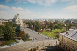 Започна обновяване на зона в централната градска част на София
