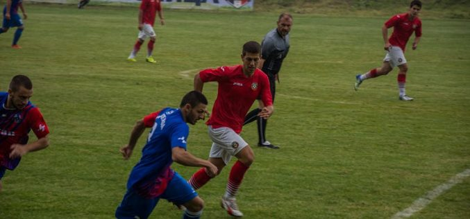 Новаците в Трета лига със сериозен тест на старта