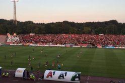 ЦСКА – София с важна крачка в Лига Европа