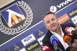 Ето какво обеща новият треньор на Левски (ВИДЕО)