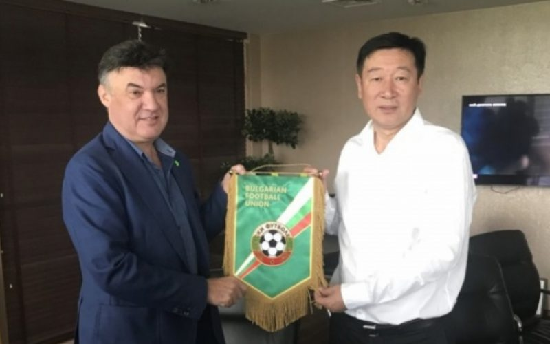 БФС ще си сътрудничи с провинция Хубей