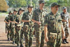Млади лекари преминаха курс по военна подготовка