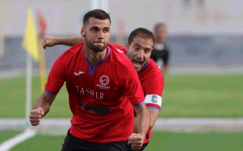 Косъма няма празно, вкара и на старта на първенството в Aрмения