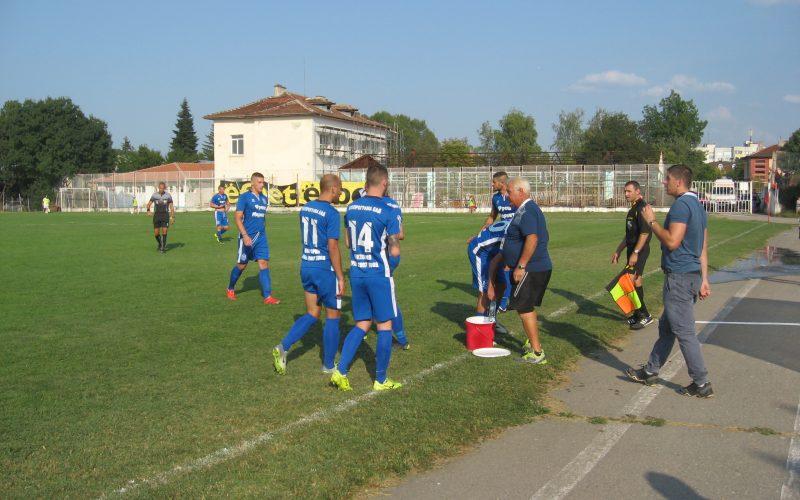 Треньорът на Надежда (Доброславци) подаде оставка